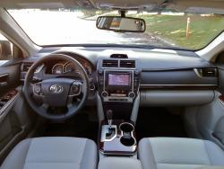 Test Drive: 2014 Toyota Camry XLE 2.5L toyota car test drives