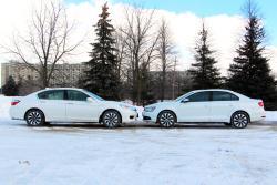 2014 Volkswagen Jetta Hybrid vs 2014 Honda Accord Hybrid