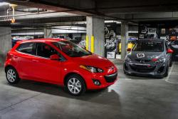 Test Drive: 2014 Mazda2 GS car test drives mazda