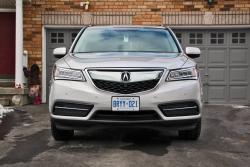2014 Acura MDX Elite