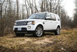 2014 Land Rover LR4