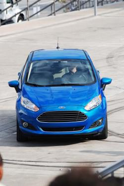 First Drive:  2014 Ford Fiesta 1.0 litre EcoBoost first drives