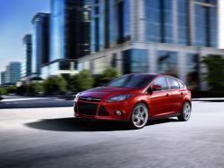 2014 Ford Focus EV