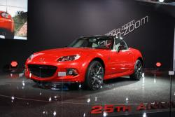 feature the miatas of the new york auto show. Black Bedroom Furniture Sets. Home Design Ideas