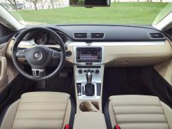 2014 Volkswagen CC Sportline dashboard