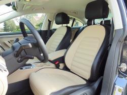 2014 Volkswagen CC Sportline front seats