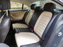 2014 Volkswagen CC Sportline rear seats