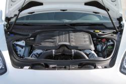 Porsche Twin-Turbo V6 in the 2014 Porsche Panamera 4S