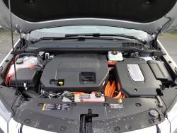 2014 Chevrolet Volt engine bay