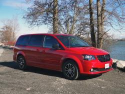 2014 Dodge Grand Caravan SXT Plus