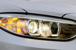 2014 BMW 228i headlights