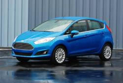 2014 Ford Fiesta 1.0-litre EcoBoost