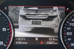 2014 Audi A7 TDI backup camera