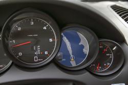 2014 Porsche Cayenne Diesel gauges