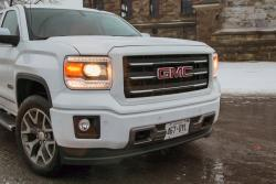 2014 GMC Sierra SLT 1500 4WD Crew Cab All-Terrain headlight