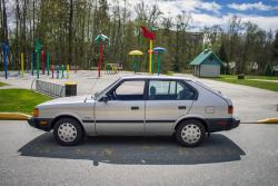Final Drive: 1986 Hyundai Pony motoring memories final drive car culture auto articles