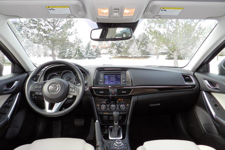 2014 Mazda6 GT iELOOP