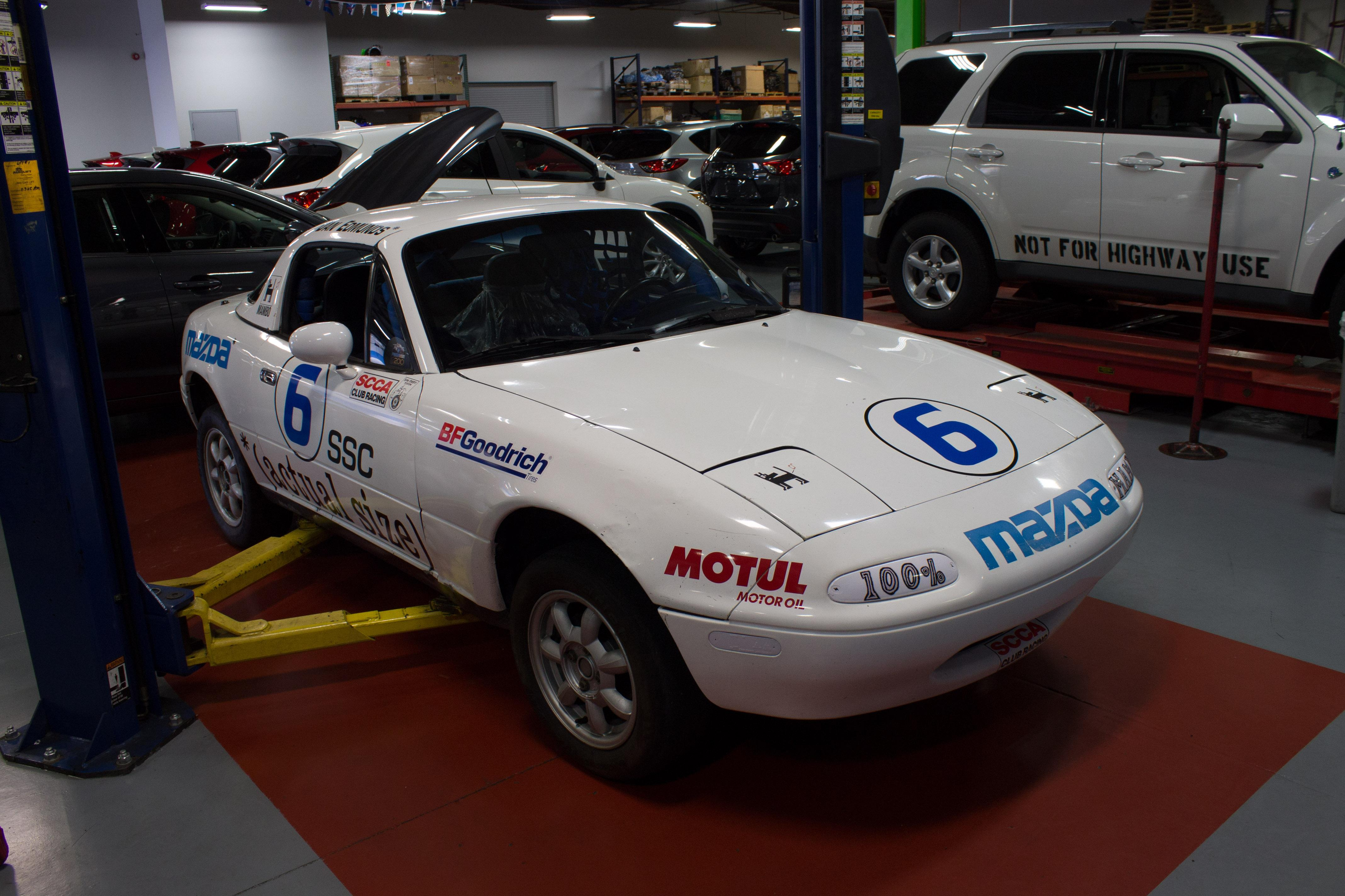 1990 SCCA Racer (Chassis 17)