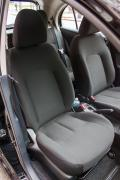 2015 Nissan Micra front seats