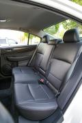 2015 Subaru Legacy rear seats