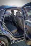 2015 Porsche Macan Turbo rear seats