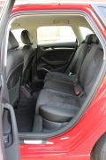 2015 Audi A3 e-tron rear seats