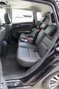 2015 Honda Fit EX-L rear seats