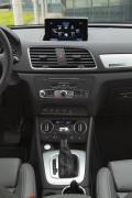 2016 Audi Q3 centre stack