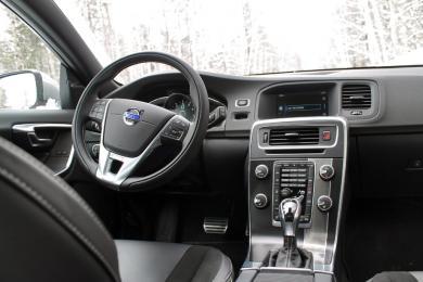2015 Volvo V60 R-Design