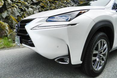 2015 Lexus NX F Sport headlight