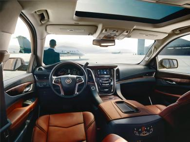 First Drive: 2015 Cadillac Escalade luxury cars first drives cadillac