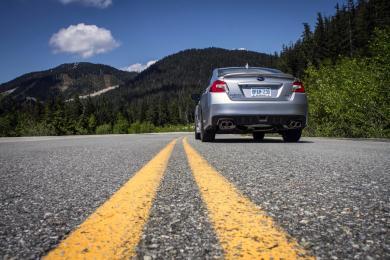 2015 Subaru WRX CVT