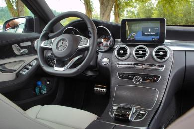 First Drive: 2015 Mercedes Benz C Class (C 300 and C 400) luxury cars mercedes benz first drives