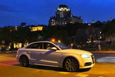 2015 Audi A3 in Quebec City