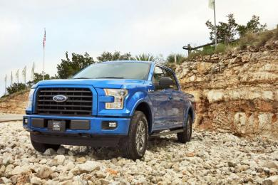 2015 Ford F‑150