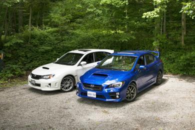 2015 Subaru WRX STI vs 2011 Subaru WRX STI