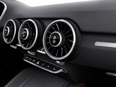 Audi TT Technology