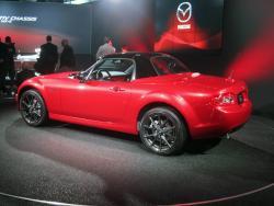 2015 Mazda MX-5 25th Anniversary Edition