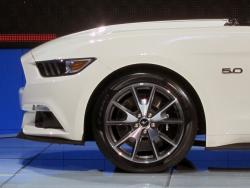 2015 Ford Mustang Limited Edition