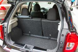 2015 Nissan Micra trunk