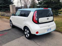Quick Spin: Kia Soul EV kia first drives electric green news