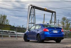 2015 Subaru WRX Sport Tech 6MT