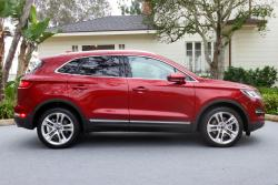 First Drive: 2015 Lincoln MKC luxury cars lincoln first drives