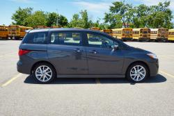 Test Drive: 2015 Mazda5 mazda car test drives