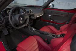 2015 Alfa Romeo 4C interior