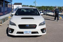 Test Drive: 2015 Subaru WRX STI car test drives subaru