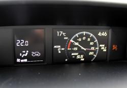 2015 Subaru WRX STI trip computer