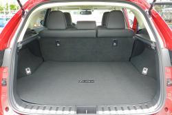 2015 Lexus NX cargo area