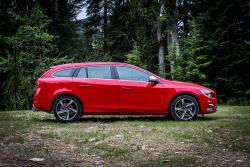 The Quick and the Dad: 2015 Volvo V60 R Design luxury cars volvo car test drives