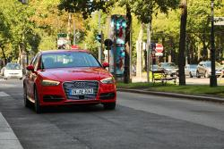 First Drive: 2015 Audi A3 E tron plug in hybrid luxury cars hybrids first drives audi